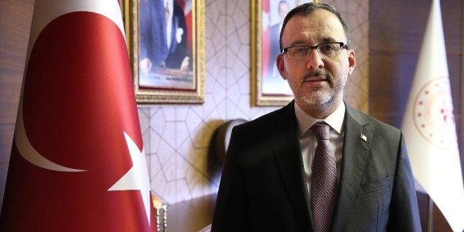 Kasapoğlu: Koronavirüs salgını Türk sporunda irtifa kaybına neden olmayacak