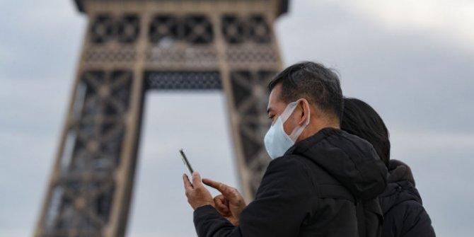 Fransa'da koronavirüsten 231 kişi daha hayatını kaybetti
