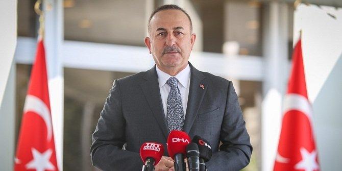 Bakan Çavuşoğlu, Amerika yolcusu