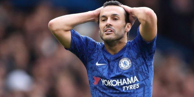 Chelsea'de Pedro belirsizliği