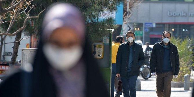 İran'da Kovid-19 kaynaklı can kaybı 3 bin 452'ye yükseldi