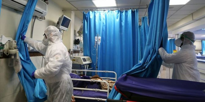 İran'da koronavirüs kaynaklı can kaybı 2 bin 757'ye yükseldi