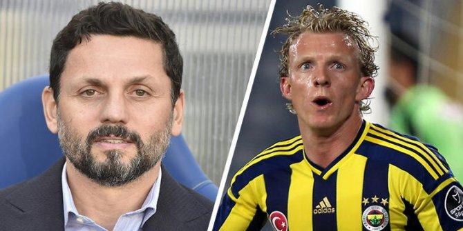 Fenerbahçe'de Dirk Kuyt heyecanı!