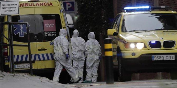 COVID-19: Spanyol catat penambahan 838 korban jiwa dalam 24 jam