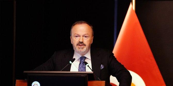Galatasaray Kulübü Başkan Yardımcısı Günay'dan sağlık durumuyla ilgili açıklama