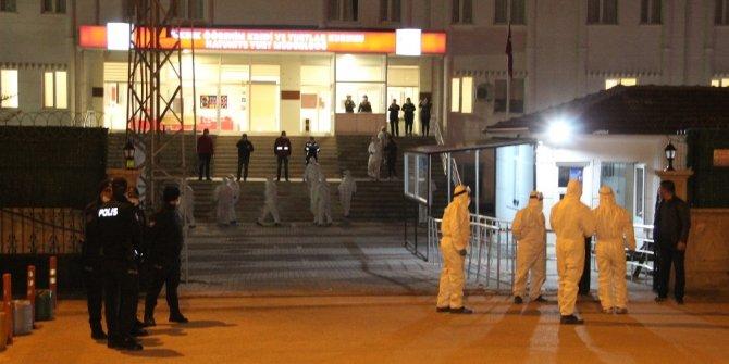 KKTC'den gelen 332 kişi  Karaman'da karantinaya alındı