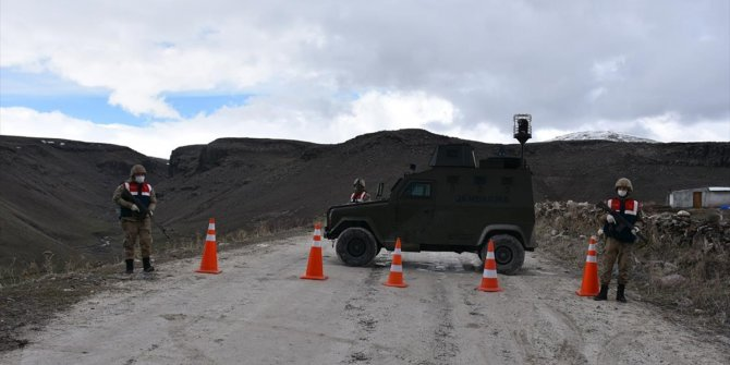 Sivas'ta 4 köy Kovid-19 tedbirleri kapsamında karantinaya alındı