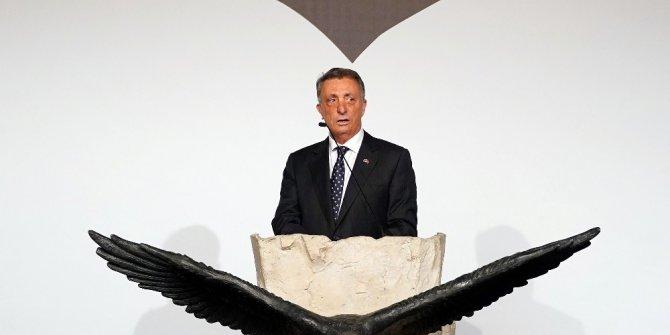 """Beşiktaş Başkanı Ahmet Nur Çebi: """"Sağlık, spordan önce gelir"""""""
