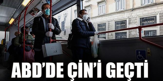ABD'de koronavirüsten ölen kişilerin sayısı Çin'i geçti