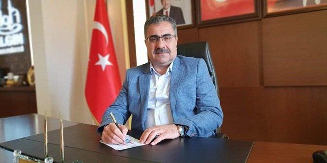 """Ilgın Belediye Başkanı Yalçın Ertaş'tan """"Milli Dayanışma Kampanyası""""na destek"""