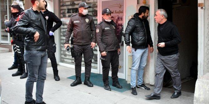 Kırıkkale'de dernek binasında bir araya gelen 16 kişi hakkında işlem başlatıldı