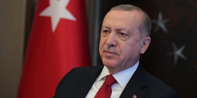 Erdoğan'dan Taşçıoğlu için başsağlığı mesajı