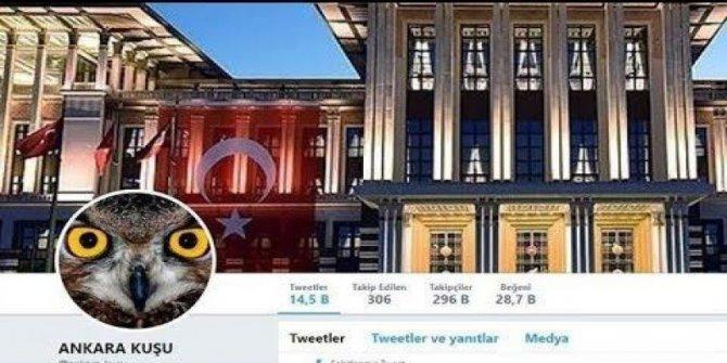 """""""Ankara Kuşu""""  FETÖ soruşturması kapsamında gözaltına alındı"""