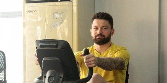 Yeni Malatyaspor'da futbolcular çalışmalarını sürdürüyor