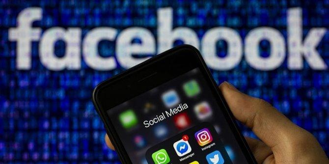 Facebook ABD'de seçim günü sonrasında da siyasi reklamları askıya aldı