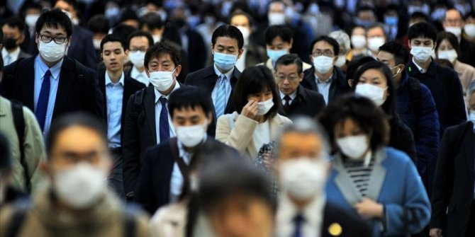 Japonya'dan koronavirüsle mücadelede 1 trilyon dolarlık mali destek