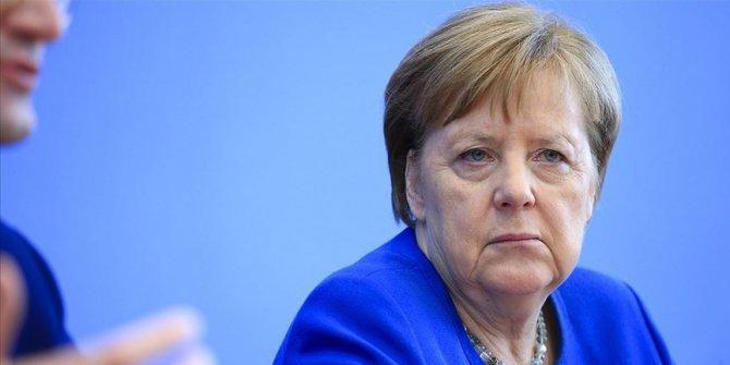 Merkel'in COVID-19 karantinası sona erdi
