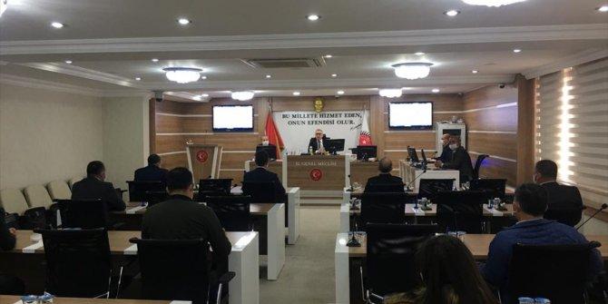 """Niğde'de """"Tarımsal Üretimin Sürdürülebilirliğinin Sağlanması"""" toplantısı yapıldı"""