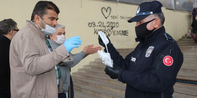 Ücretsiz maske başvuruları e-Devlet üzerinden yapılacak