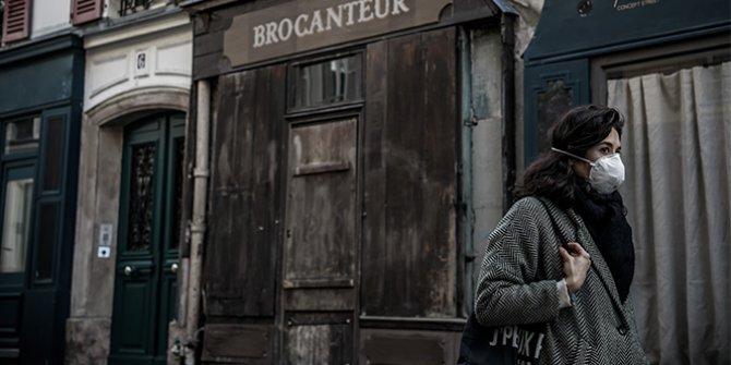 Fransa'da korona virüs nedeniyle ölü sayısı 7 bin 500'ü geçti