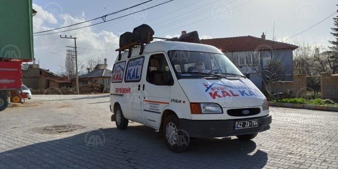 """Seydişehir Kaymakamlığı'ndan """"evde kal"""" çağrısı"""