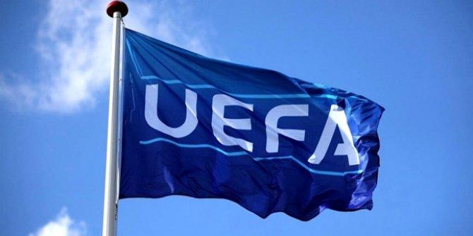 UEFA'dan ''tescil etmeyin'' uyarısı