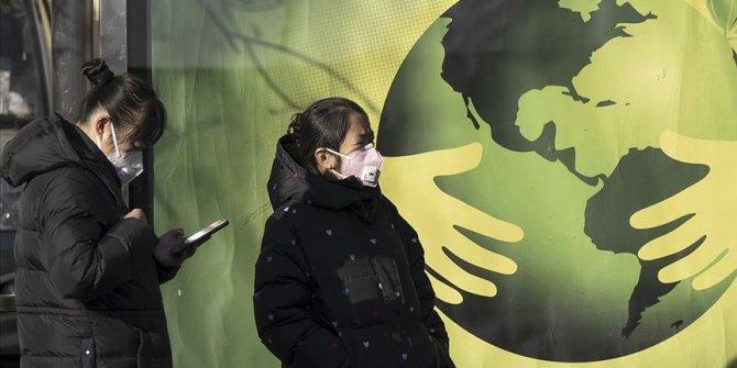 Çin'de 34, Güney Kore'de 113 yeni Kovid-19 vakası görüldü