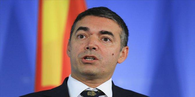 Kuzey Makedonya, Kovid-19 ile mücadelede Türkiye'den yardım istedi