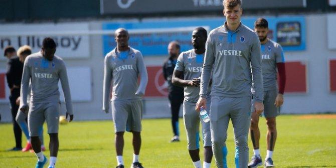 Trabzonspor'dan futbolculara 2 Mayıs'a kadar izin