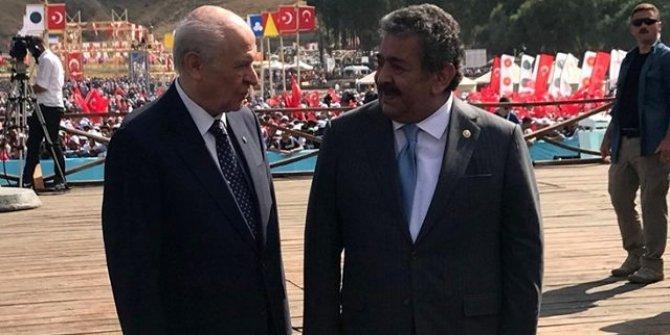 MHP Genel Başkan Yardımcısı Yıldız'ın test sonucu açıklandı