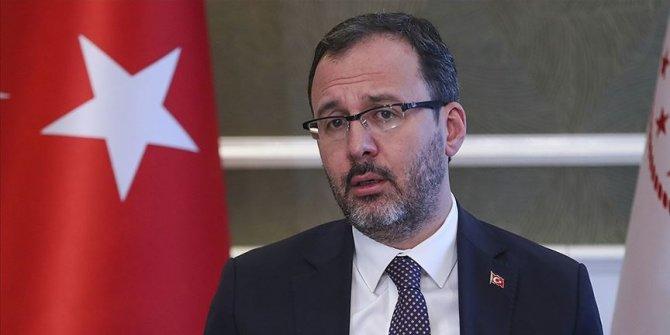 Bakan Kasapoğlu'ndan Süper Lig açıklaması
