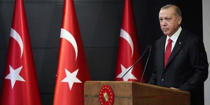 Turkish leader hails 'healthcare army' fighting virus