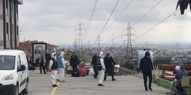Karantina süresi biten 228 kişi evlerine uğurlandı