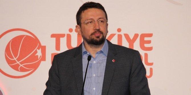 """Hidayet Türkoğlu: """"Ligleri tamamlamak istiyoruz"""""""