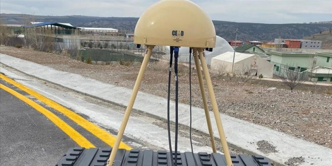 """Milli """"Drone Savar Kalkanı"""" göreve hazır"""