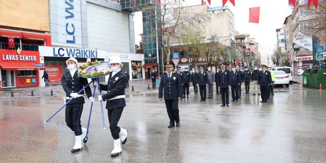 Kırıkkale, Nevşehir, Kırşehir ve Niğde'de Polis Haftası kutlandı