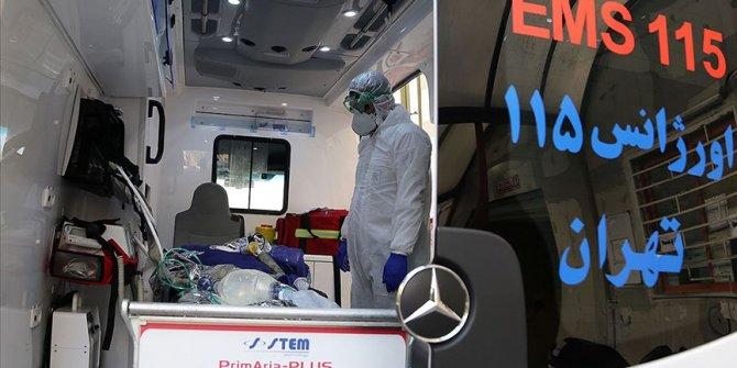 İran'da son 24 saatte koronavirüs nedeniyle 122 kişi hayatını kaybetti