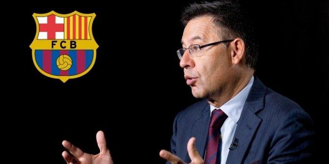 Barcelona'da ''istifa'' krizi