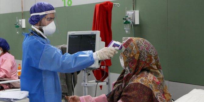 İran'da Kovid-19 nedeniyle ölenlerin sayısı 4 bin 357'ye yükseldi