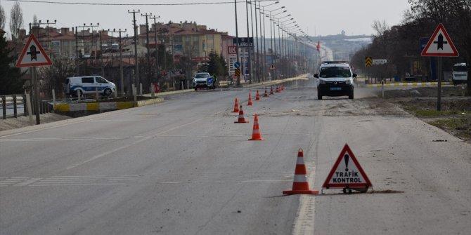 Kulu'da sokağa çıkma yasağını ihlal eden 8 kişiye ceza uygulandı