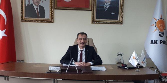 """AK Parti'den """"Evde Kal"""" çağrısına hassasiyet gösteren Beypazarı halkına teşekkür"""