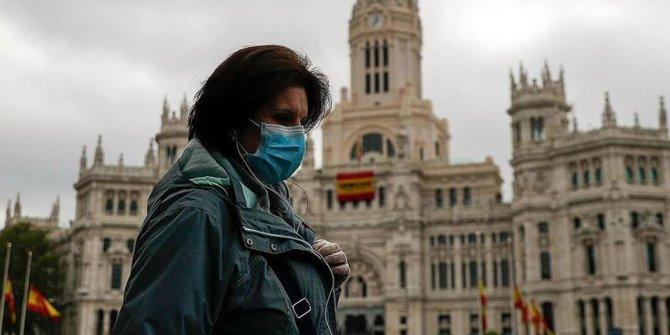 İspanya'da Kovid-19 salgınında ölenlerin sayısı 18 bini aştı