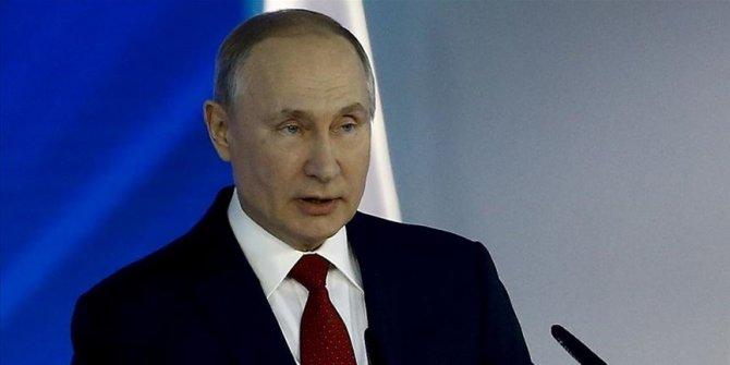 """Rusya Devlet Başkanı Putin: """"OPEC anlaşmasına tüm tarafların uyması önemli"""""""
