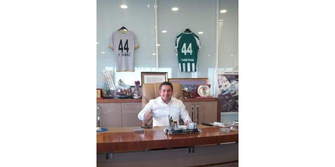 Yeşilyurt Belediyespor Başkanı Yılmaz'ın lig yorumu