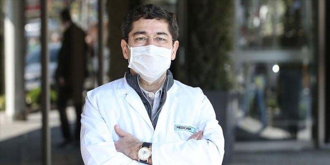 """Koronavirüsü yenen doktor: """"Virüsün ilerleme hızı korku filmi gibi"""""""