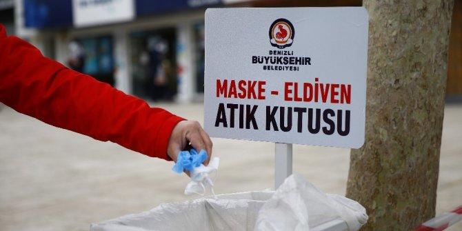 Maske ve eldiven atıkları konusunda vatandaşlar bunlara dikkat etmeli