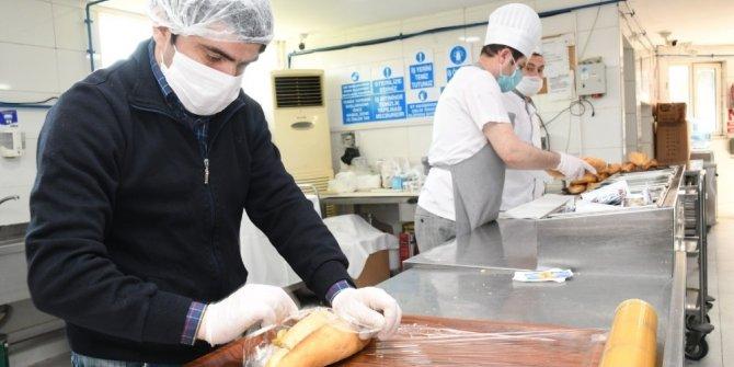 Samsun Büyükşehir Belediyesi'nden sağlık çalışanlarına tam destek