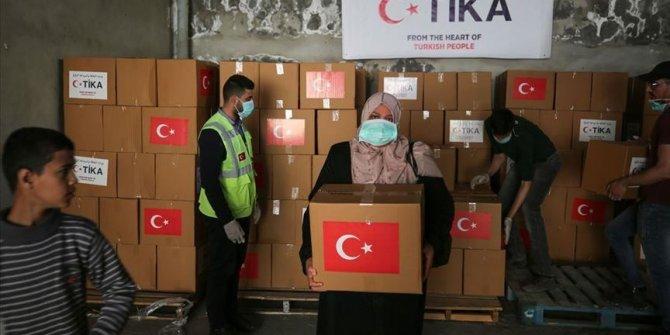 Turkish agency provides aid around globe amid COVID-19