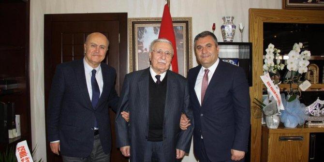 Belediye Başkanı Demirbaş'tan Hasan Aslan için taziye mesajı