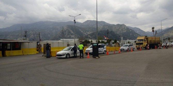 Antalya'da karantinayı ihlal eden 83 kişiye 261 bin TL ceza